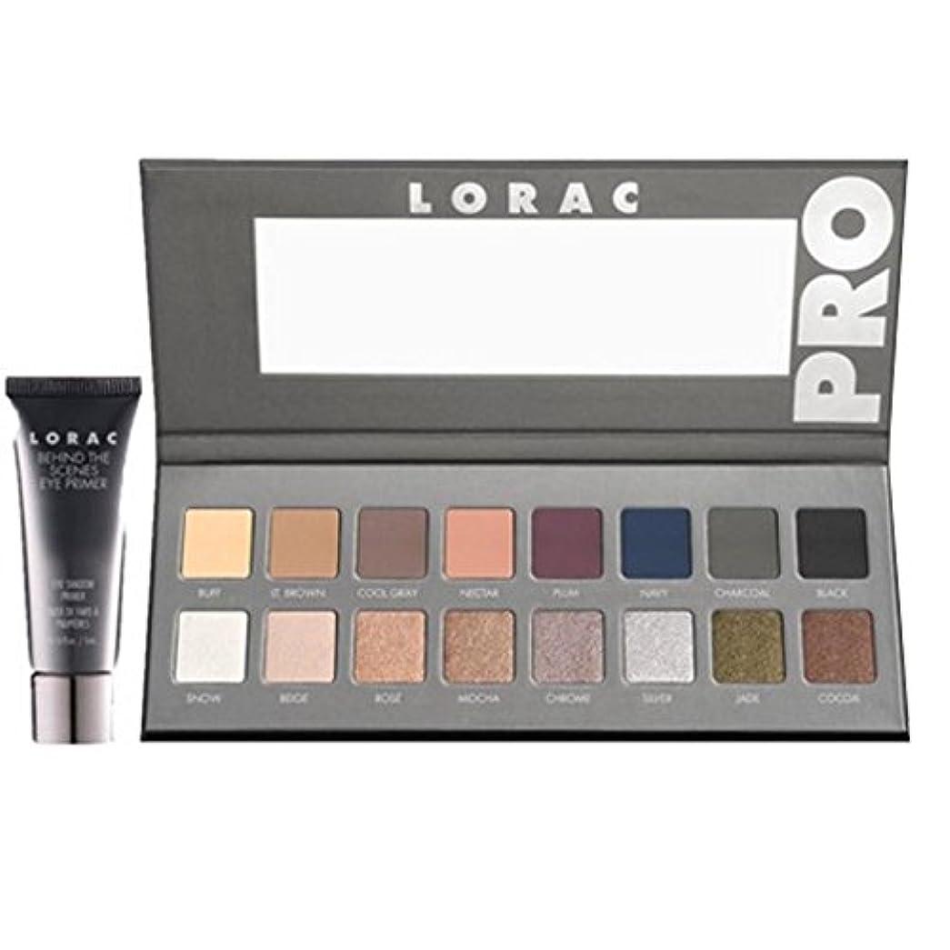 脅威錫核LORAC, 'PRO' Palette 2 /プロのアイメイク シャドウパレット16色 [並行輸入品] [海外直送品]