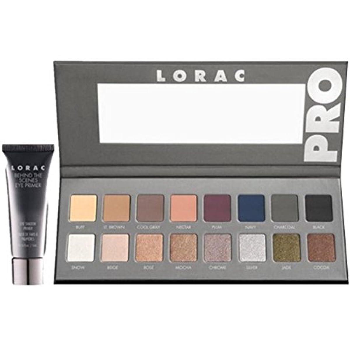 の間でアジャ兵隊LORAC, 'PRO' Palette 2 /プロのアイメイク シャドウパレット16色 [並行輸入品] [海外直送品]