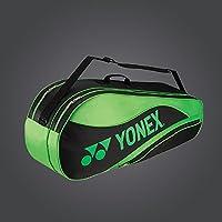 ヨネックス4836 6 Pieceバドミントンラケット機器バッグ