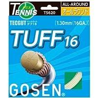 GOSEN(ゴーセン) テックガット タフ16 TS620W ds-856860