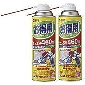 サンワサプライ エアダスター(エコタイプ)2本セット CD-28SET