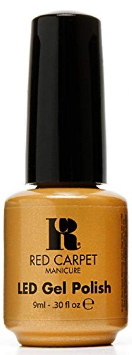 大脳デモンストレーション無秩序Red Carpet Manicure - LED Nail Gel Polish - Award Winning - 0.3oz / 9ml