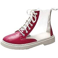MEIGUIshop Rain Boots - Non-Slip Waterproof Versatile Boots Children Spring and Autumn Boots