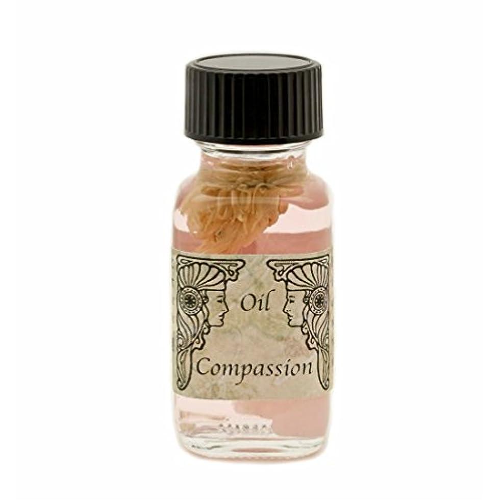 盲目野望お風呂を持っているアンシェントメモリーオイル コンパッション Compassion 思いやり 2017年新作 (Ancient Memory Oils)