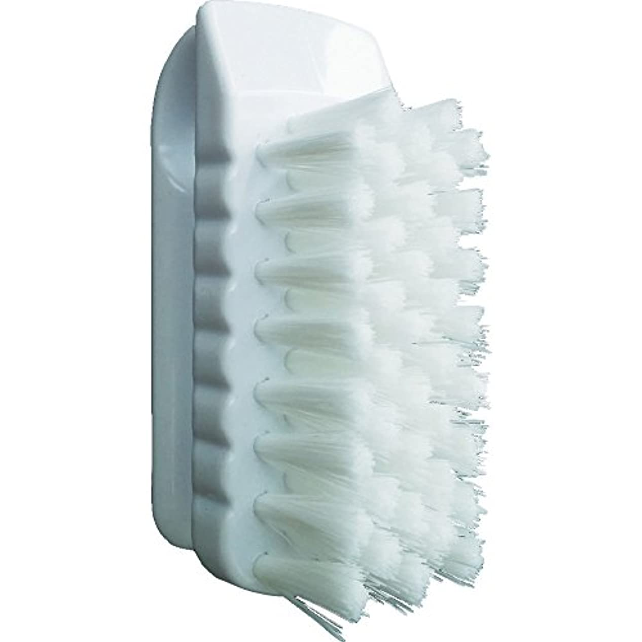 投げる証言倒錯バーテック バーキュート 私の爪ブラシ 白 BCN-W 61700001 つめ除菌ブラシ