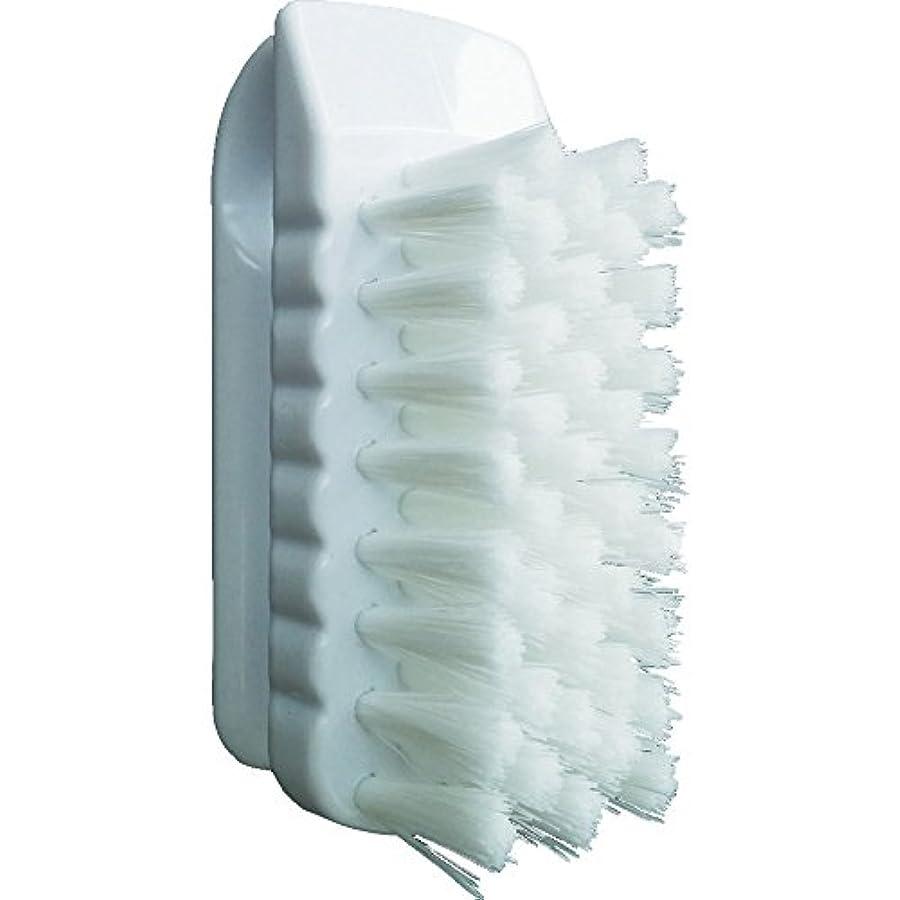 運動するアーチ機械的にバーテック バーキュート 私の爪ブラシ 白 BCN-W 61700001 つめ除菌ブラシ