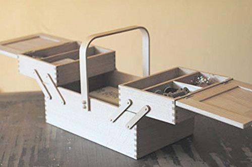 裁縫箱の人気おすすめランキング18選【シンプルや北欧風のデザインも!】のサムネイル画像