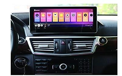 Mercedeze Benz E Class Android 10.25'' Head Unit Radio GPS Navigation Carplay Mirrorlink