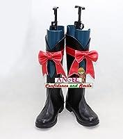 【サイズ選択可】女性22CM B1E00696 コスプレ靴 ブーツ ラブライブ! Love Live! KiRa-KiRa Sensation! 矢澤にこ やざわ にこ