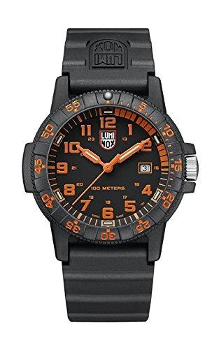ルミノックス LUMINOX 腕時計 LEATHERBACK SEA TURTLE GIANT 0320SERIES 0329 [並行輸入品]
