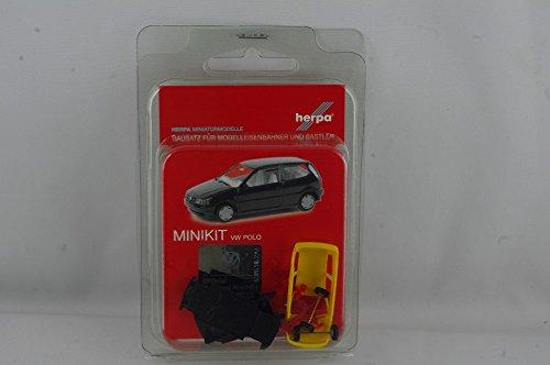 herpa 1/87 ミニキット VW ポロ イエローの詳細を見る