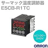 オムロン(OMRON)E5CB-R1TC サーマック温度調節器 AC100~ 240V 熱電対タイプ NN
