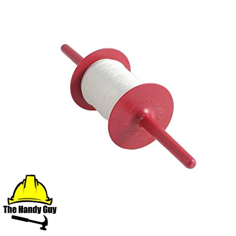 The Handy Guy ® Kiteスプール – 50ポンドX 500-feet |丈夫Twistedポリエステルライン