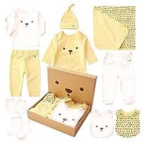 ae210e22adff6 ベビー服 出産祝い 男の子 女の子 10点 ギフトセット 新生児 服 赤ちゃん ベビー用品 出産準備