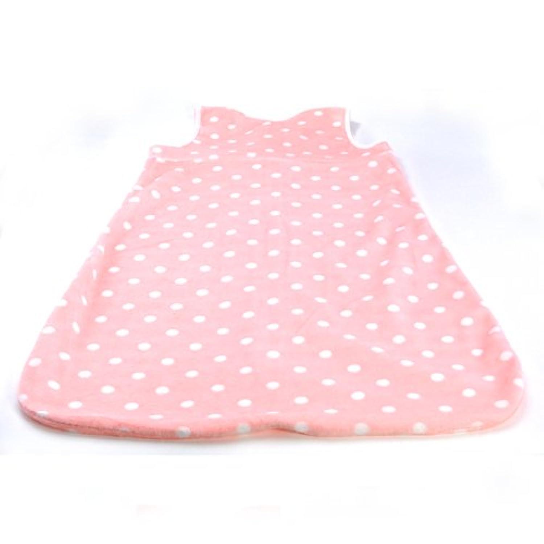 Infantissima Sleep Sack, Minky Pink Dot by Infantissima