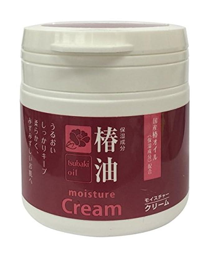 スチール器官文芸椿油クリーム 150g