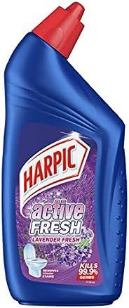 Harpic Toilet Active Cleaning Gel, Lavender Fresh, 500ml