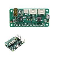DIY キット リスピーカー 2マイク (2マイクロフォン) Pi HAT スピーカー 拡張ボード WD 3B+/3B/2B/1B+/Zero/Zero DIYスマートスピーカー付き