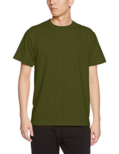 (ユナイテッドアスレ) UnitedAthle 5.6オンス ハイクオリティー Tシャツ 500101[メンズ]