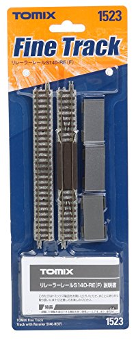 Nゲージ関連用品 リレーラーレールS140-RE (F) 1523