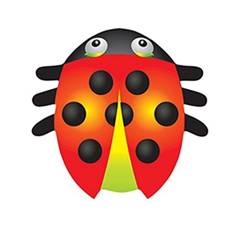 Lady Bug Kite. Mini Children's Single Line Kite. Colourful Rainbow Kite by Breeze [並行輸入品]