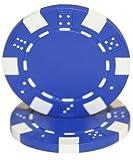 Brybelly 50 クレイコンポジットストライプダイス 11.5グラム ポーカーチップ