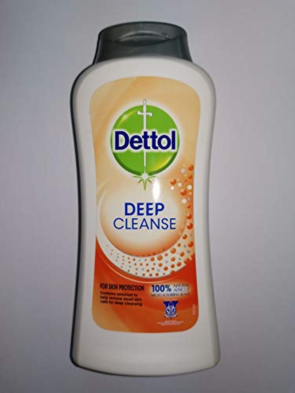 逮捕誰の芽Dettol マイクロスクラブビーズで225ミリリットル、深いクリーンシャワーすることは、それらを100%より優れた皮膚保護を提供します。皮膚は不純物や細菌自由な呼吸させます