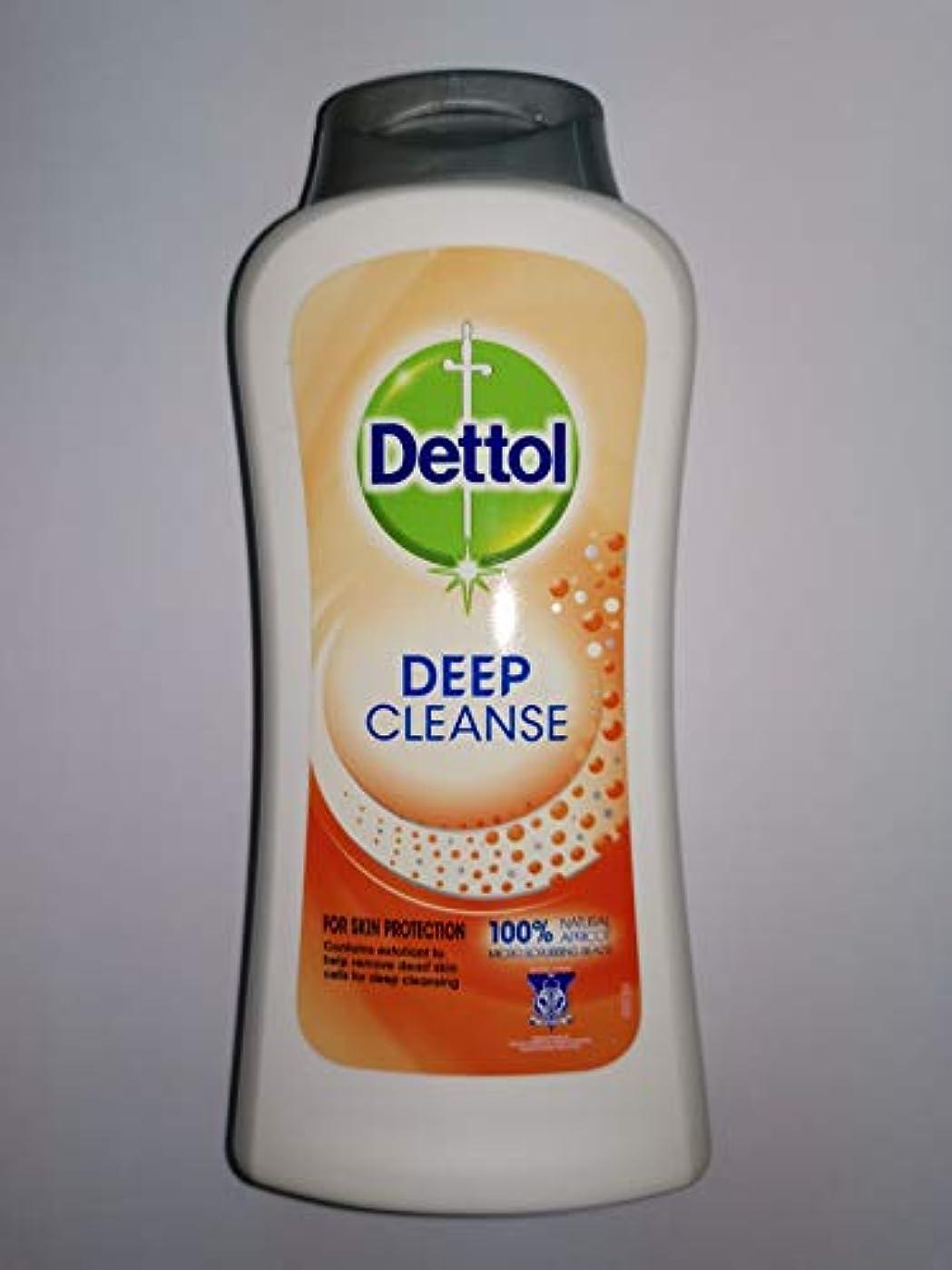棚軌道一次Dettol マイクロスクラブビーズで225ミリリットル、深いクリーンシャワーすることは、それらを100%より優れた皮膚保護を提供します。皮膚は不純物や細菌自由な呼吸させます