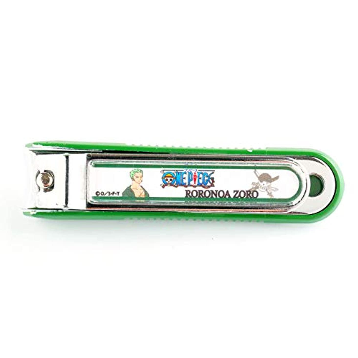 考えた登録するラップニッケン刃物 デザイン小物 ゾロ 1.5×2×8cm ワンピース爪切り ON-850Z