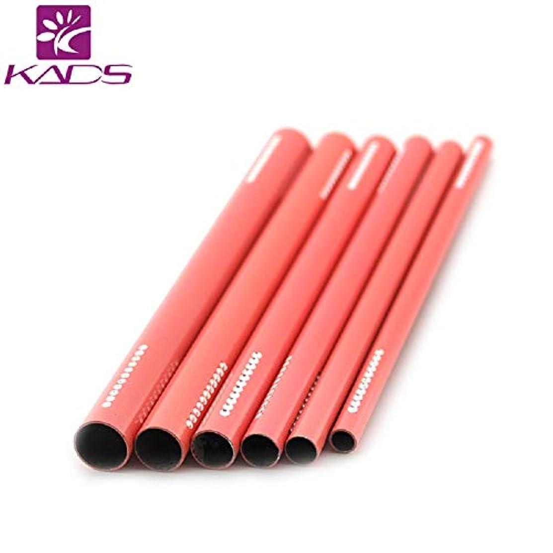 改修セール提案KADS ネイルアートアルミ棒 C-カーブメタルロッド カーブロッドスティック 爪用工具アクリルヒント