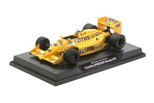 マスターワークコレクション No.112 チーム ロータス 99T Honda 1987 No.12 (完成品) 21112