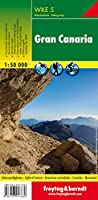 Gran Canary Hiking + Leisure Map 1:50 000