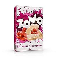 ZOMO シーシャ フルーツフレーバー水ギセルアクセサリー 50g (White choco Berry)