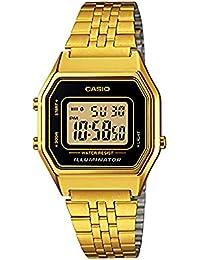 【並行輸入品】CASIO BASIC DIGITAL LADYS カシオ ベーシック デジタル レディース LA680WGA-1