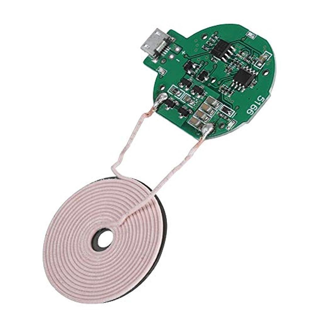 所持若いスピンFosa 高い充満効率 小型QI無線充電器の送信機モジュール 2-8mm伝達