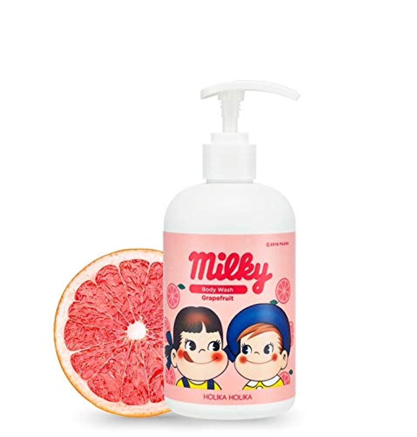 低下有限ワークショップHolika Holika [Sweet Peko Edition] Body Wash GrapeFruit/ホリカホリカ [スイートペコ?エディション] ボディウォッシュグレープフルーツ 350ml [並行輸入品]