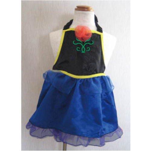 ハロウィン 衣装 アナと雪の女王 キッズ 子供用 プリンセス...