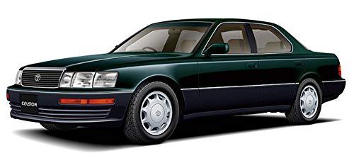 1/24 ザ・モデルカー No.72 トヨタ UCF11 セルシオ4.0C仕様Fパッケージ '92