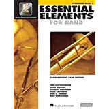 Essential Elements for Band - Trombone Book 1 with EEi Bk/Online Media: Comprehensive Band Method