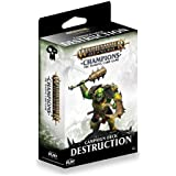 Playfusion Destruction Campaign Deck Warhammer Age of Sigmar Champions TCG