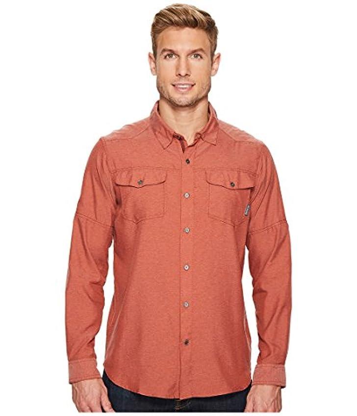 同情辞任するサージコロンビア トップス シャツ Pilsner Peak II Long Sleeve Shirt Rusty [並行輸入品]
