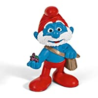 Schleich - Papa Smurf with Bag