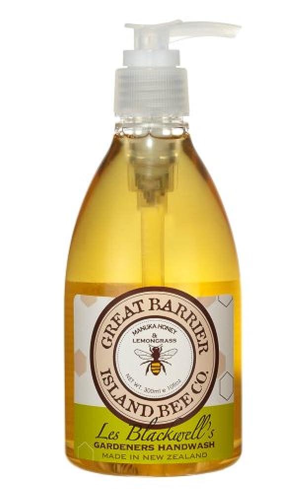 それぞれなかなか質素なGBI(グレートバリアアイランドビー) マヌカハニー ハンドウォッシュ レモングラス  300ml