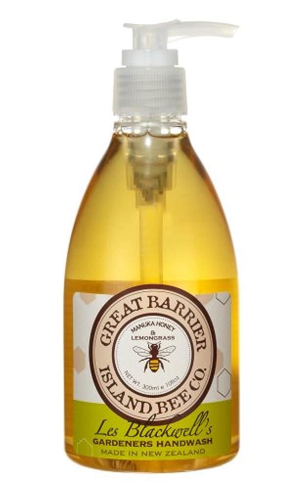 もし耐えられない位置づけるGBI(グレートバリアアイランドビー) マヌカハニー ハンドウォッシュ レモングラス  300ml