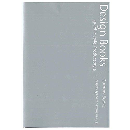 DBB-S Design Books/Dummy Books(デザインブックス/ダミーブックス)(シルバー)
