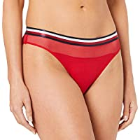 TOMMY HILFIGER Women's Mesh Panel Briefs