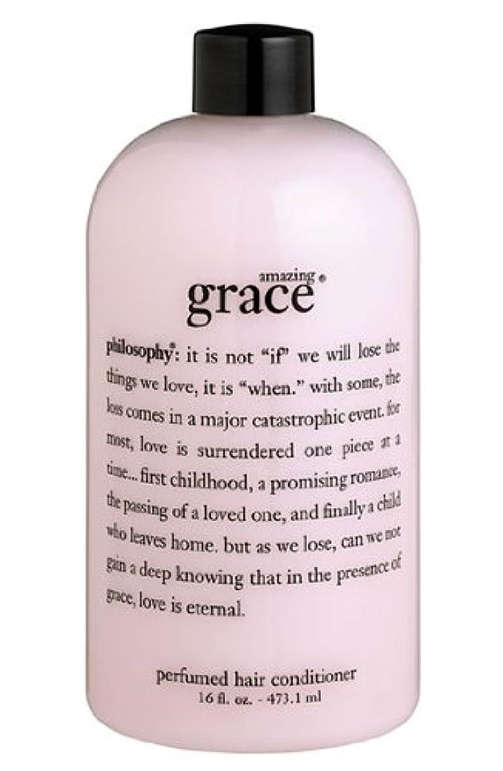 突撃本会議気質amazing grace conditioner (アメイジング グレイス コンディショナー) 16.0 oz (480ml) for Women