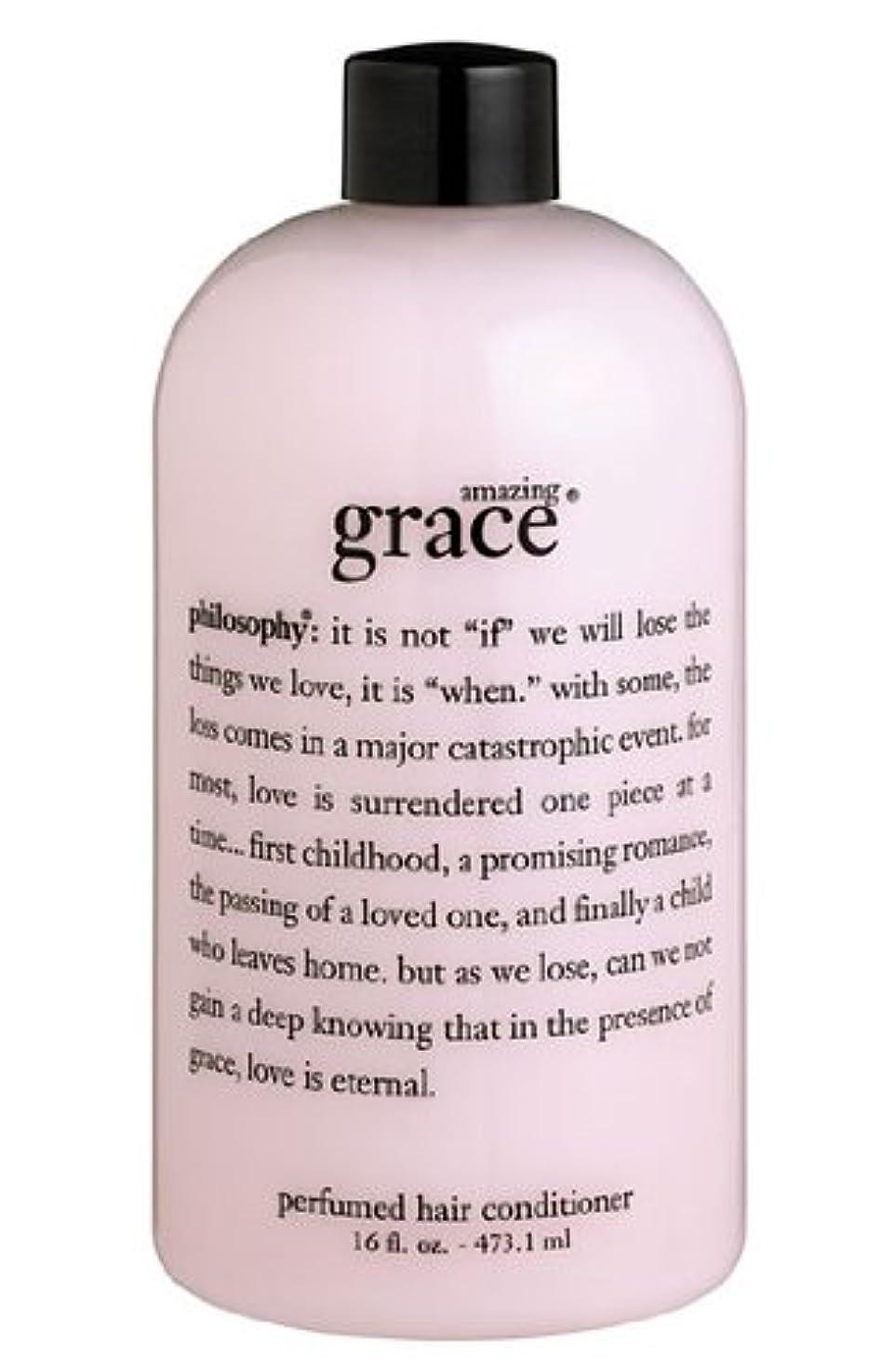 モーション楽しむ不振amazing grace conditioner (アメイジング グレイス コンディショナー) 16.0 oz (480ml) for Women