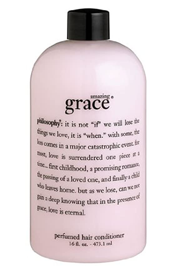 ローズ天才非難amazing grace conditioner (アメイジング グレイス コンディショナー) 16.0 oz (480ml) for Women