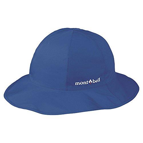 (モンベル)mont-bell GORE-TEXクラッシャーハット Women's 1128513 PLIG ペールインディゴ S